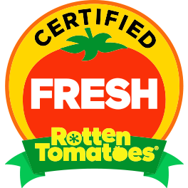 Certified Fresh (Rotten             Tomatoes)